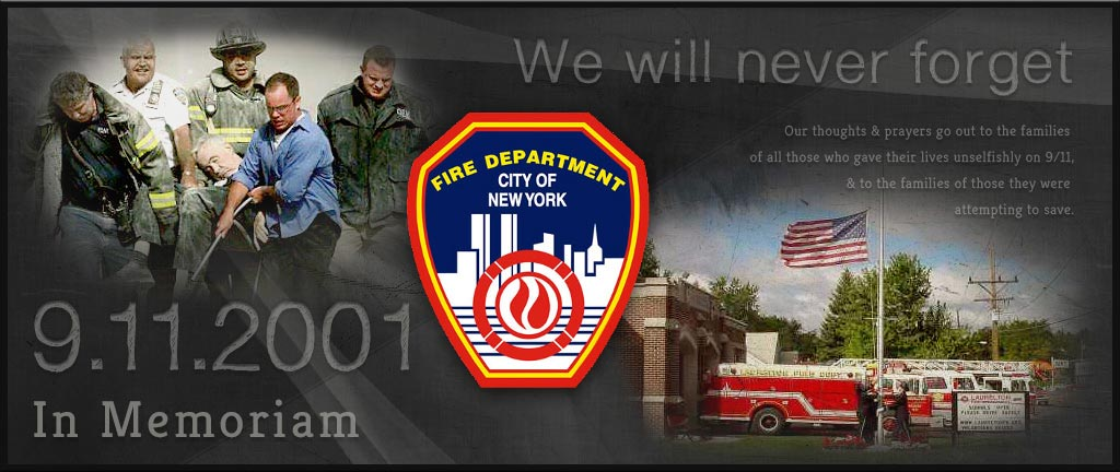 Laurelton Fire Department 9/11 Memorial