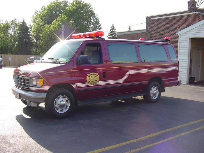 Laurelton Fire Department M167 Van